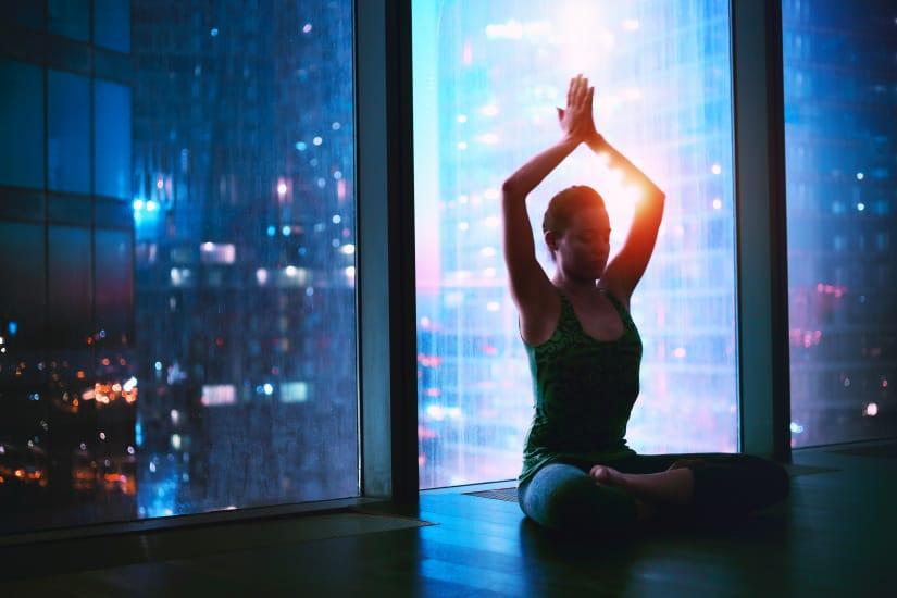 Benefits of Meditation Evo Fitness