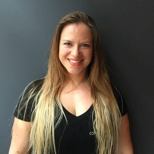 Evo Fitness Personal Trainer Vanessa Reighty