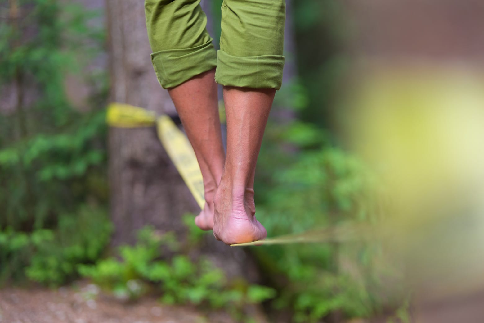 Going barefoot - Mouvement a Pieds nus - Barfusstraining