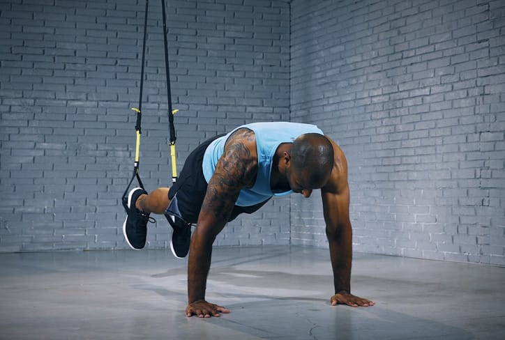 Tutorial: TRX Plank
