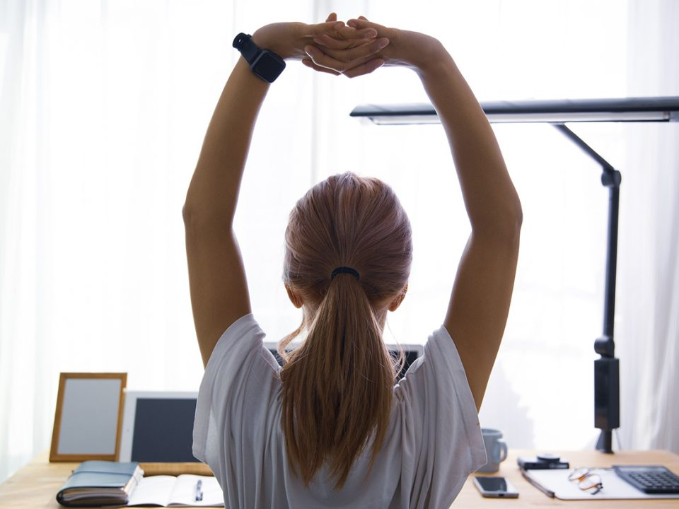 sedentary lifestyle - sitzender Lebensstil - modes de vie sédentaires - Evo Fitness