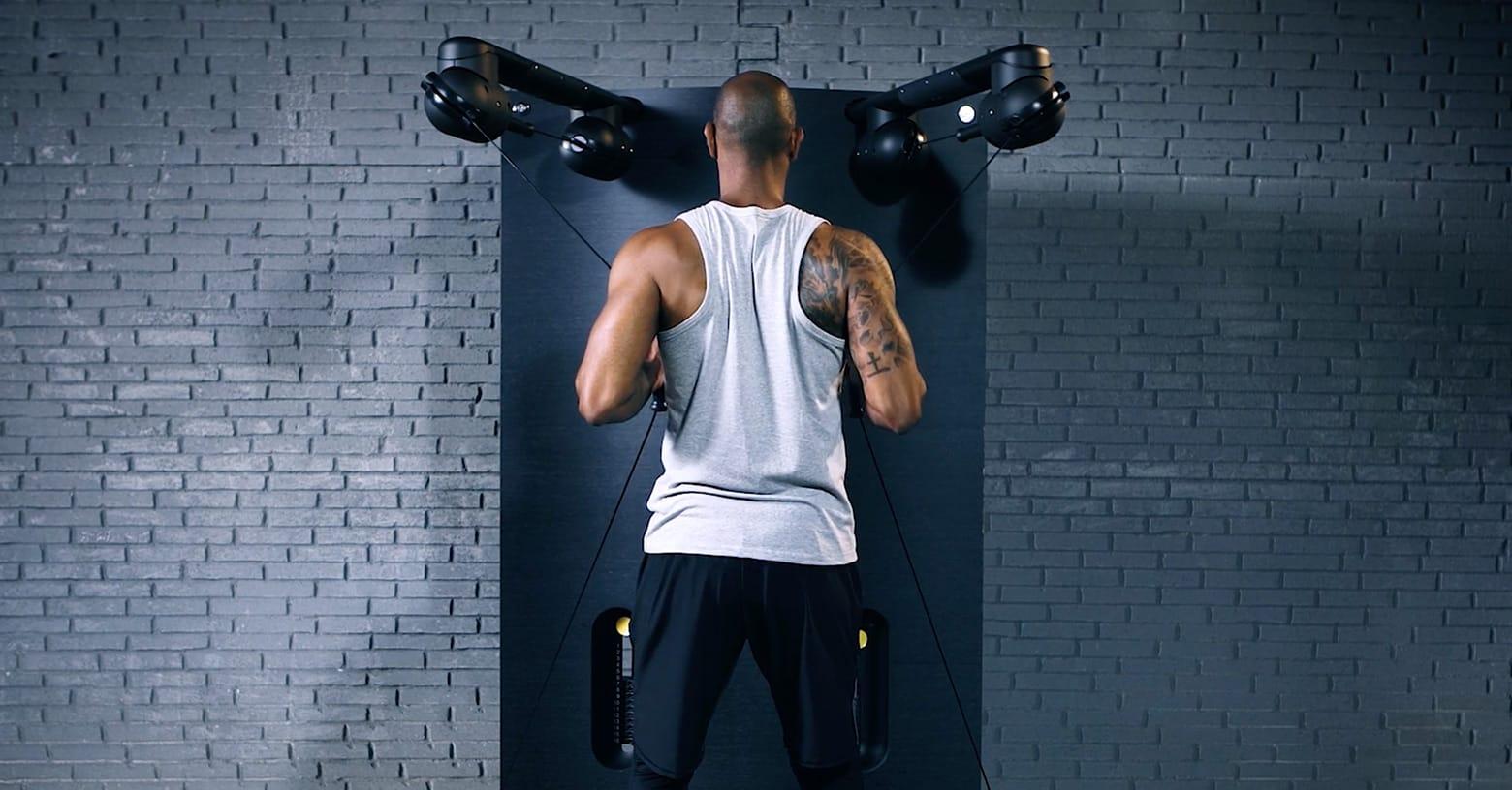 kinesis row - Kinesis-Rudern - Rame sur Kinesis - EVO Fitness