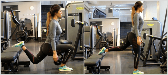 5 exercises that target your glutes