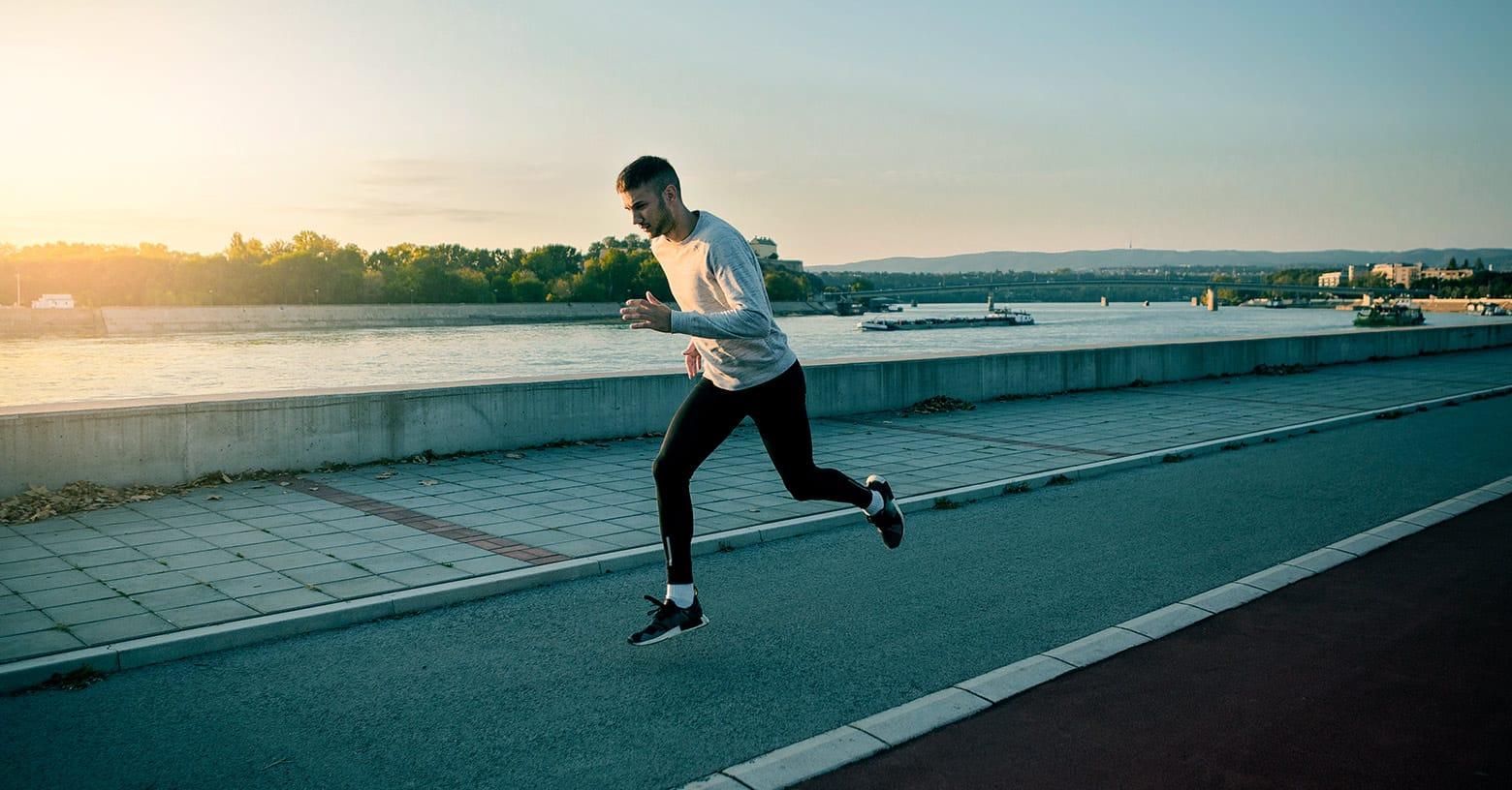 running summer - Courir été - Joggen sommer - EVO Fitness