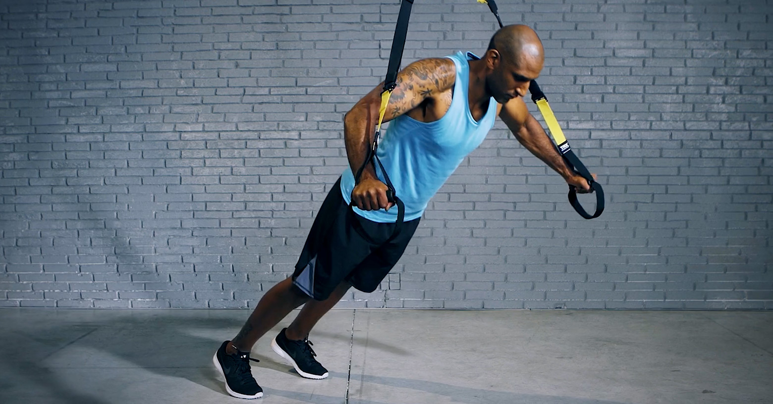 TRX Workout at EVO