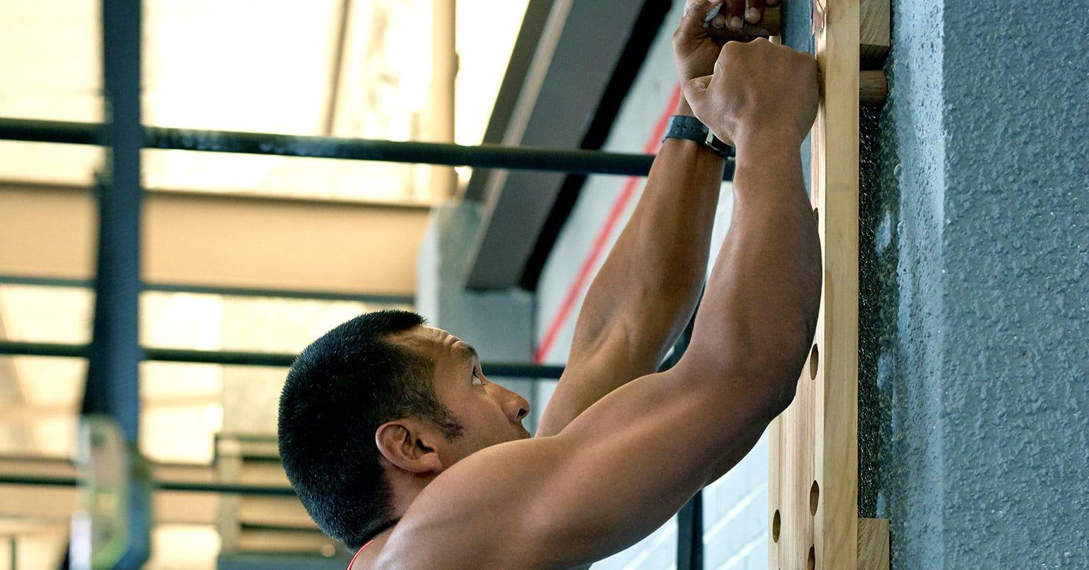 Pegboard - EVO Fitness