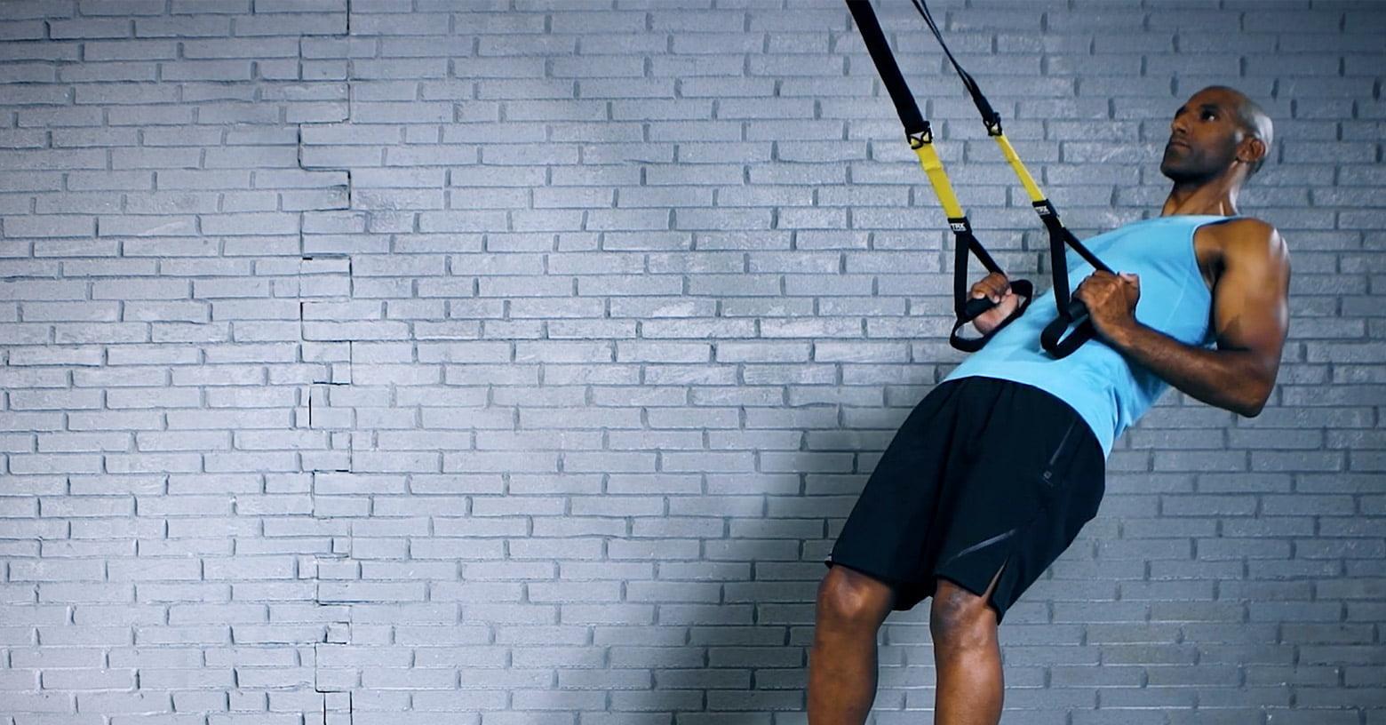 TRX Low Pull - EVO Fitness
