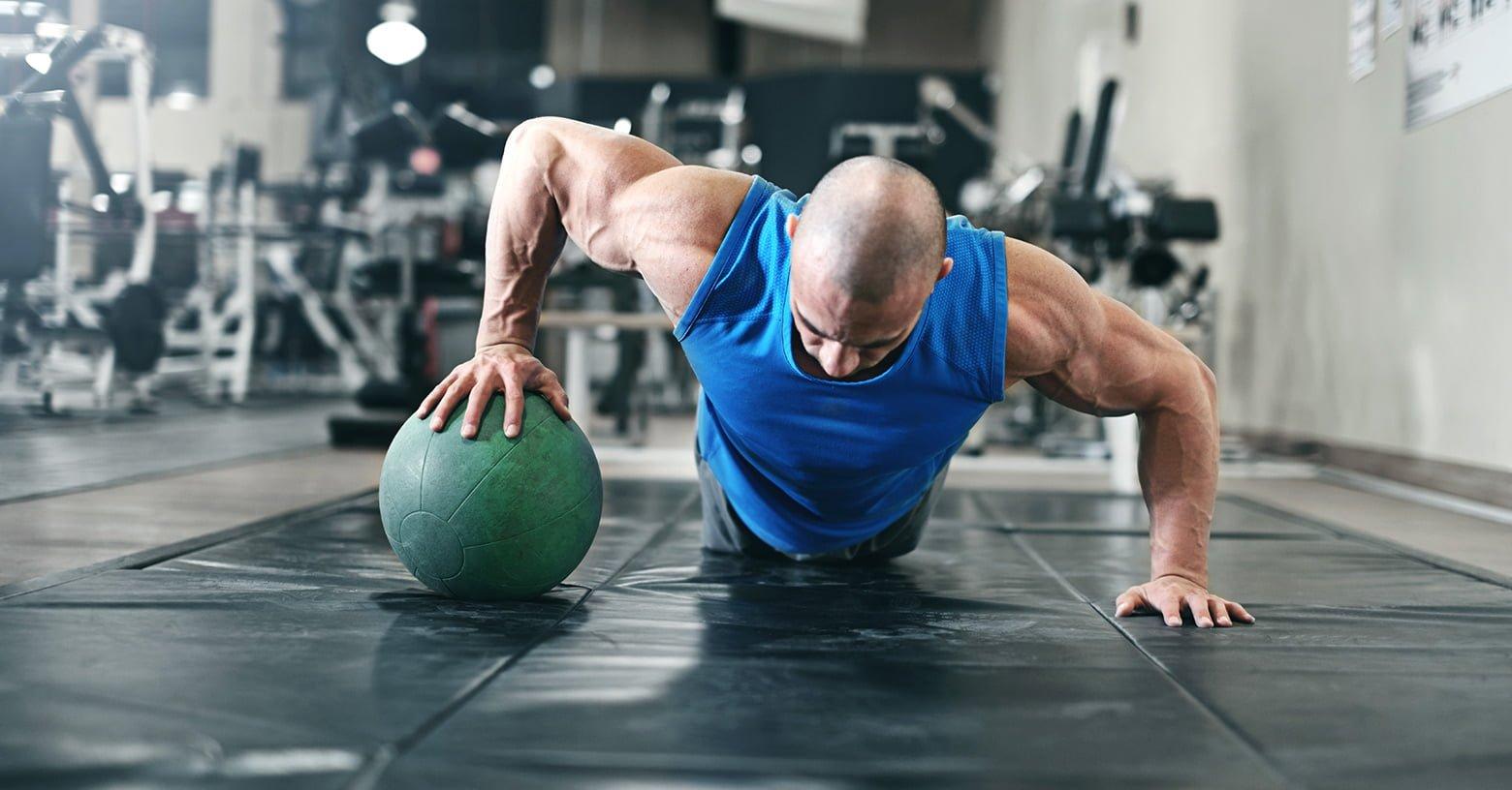 arm workout - Entraînement des bras - EVO Fitness