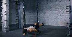 How To Perform The Burpee Pull-Up For Explosive Power And Endurance