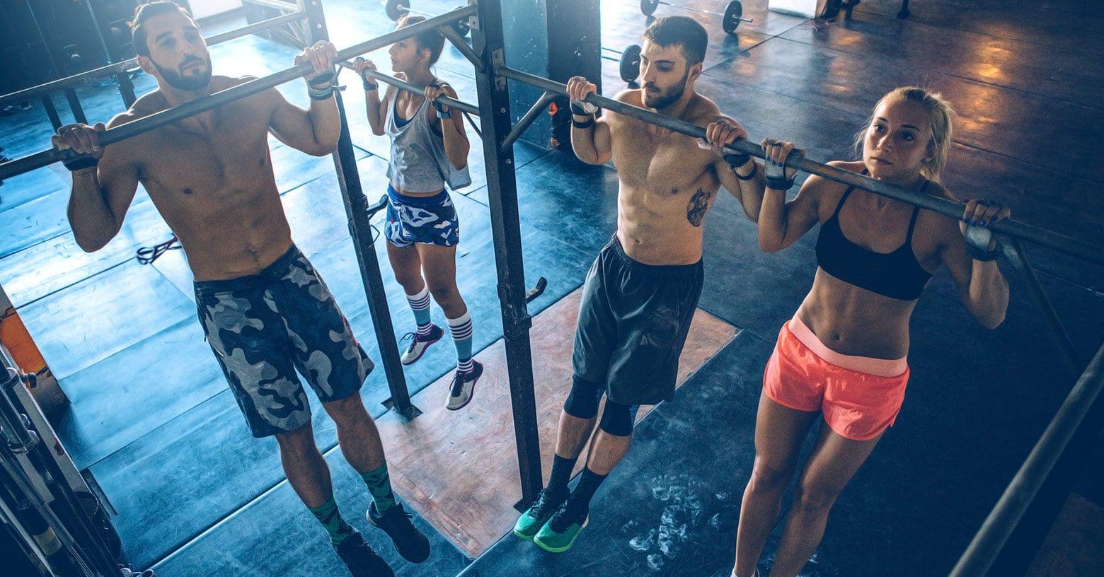 cardio-bodyweight - Cardio-Eigengewicht - cardio poids corporel - EVO Fitness