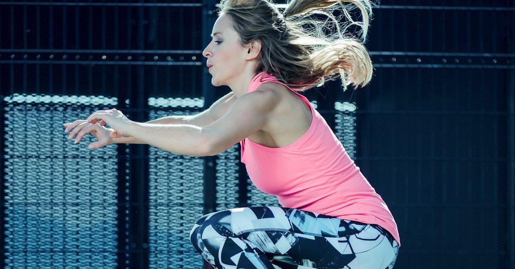 impact and intensity - Impact und Intensity - impact et intensité - EVO Fitness