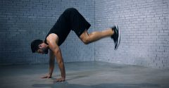 Here's How You Do An Inverted Jump For Increased strength And Control