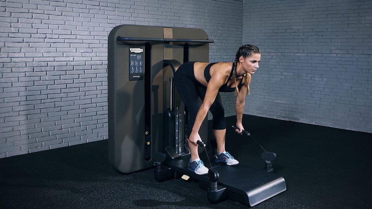 Kinesis Deadlift - Deadlift Kinesis - EVO Fitness