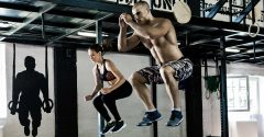 Four Heart-Pumping Functional Exercises to Do With Your Partner