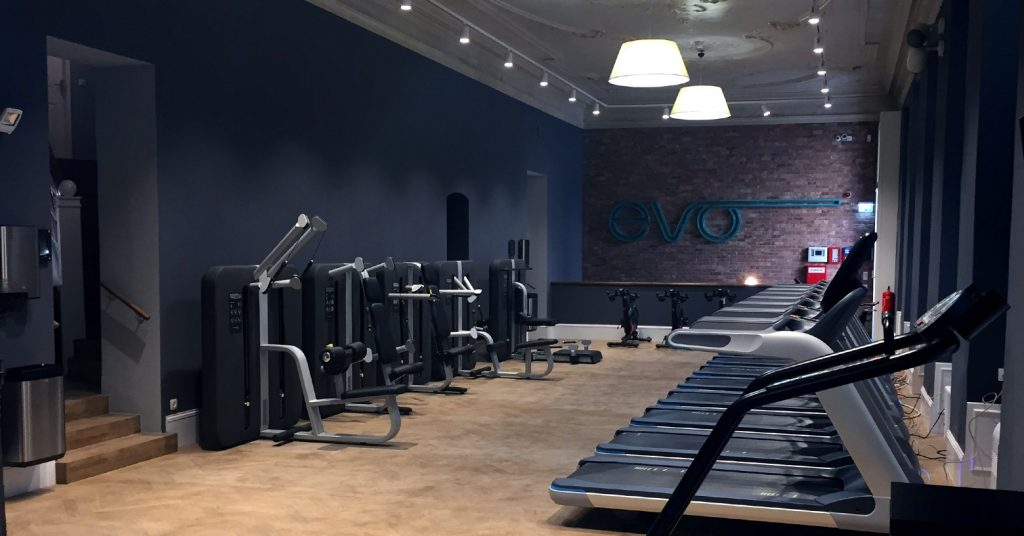 boutique fitness studio - boutique fitnessstudio - boutiques studios fitness - EVO Fitness