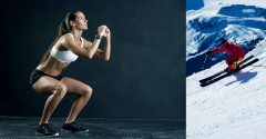 Ski Fitness: Six Exercises You Can Do at Home