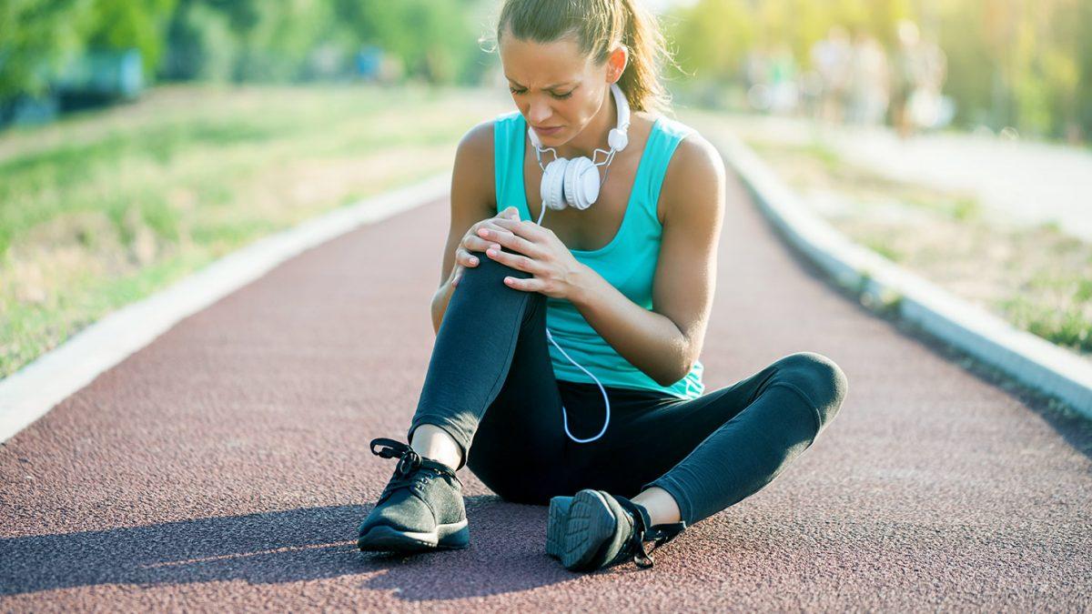 Knee pain - Knieschmerzen - Douleurs aux genoux - EVO Fitness