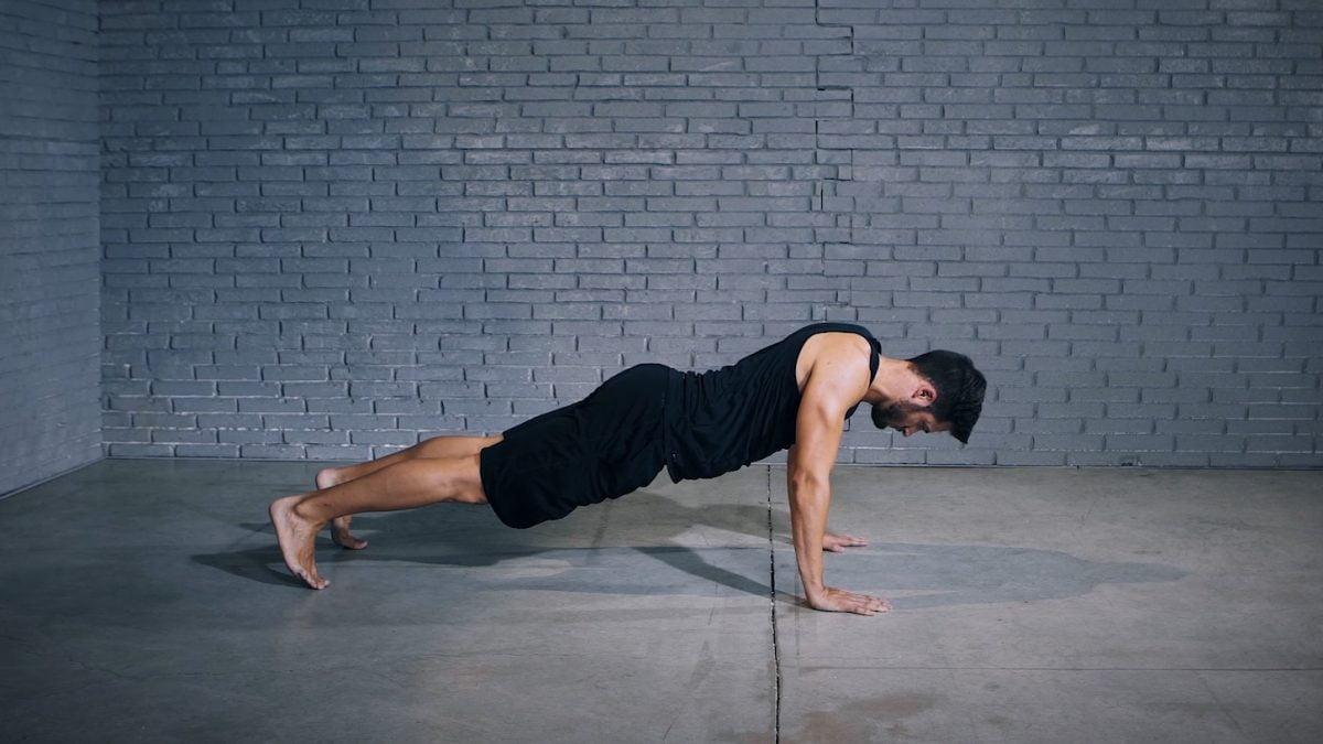 push-up plus - Liegestütze Plus - Pompes + - EVO Fitness