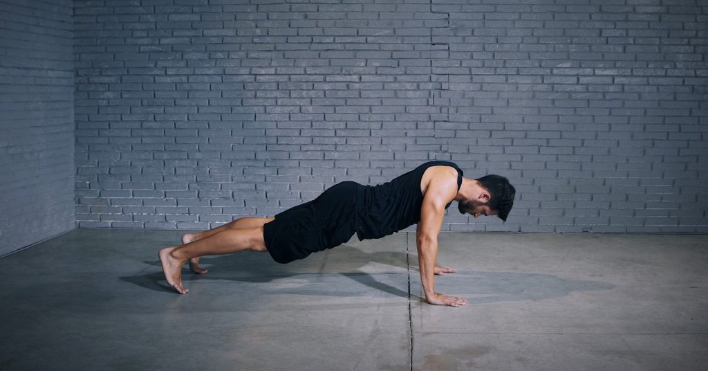 push-up plus - Liegestütze Plus - Pompes + - EVO Fitness