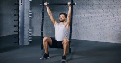 The Assisted Squat Will Develop The Required Strength and Stability for the Classic Squat