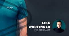 Rendez votre entraînement plus personnel avec nos entraîneurs – rencontrez Lisa Wartinger