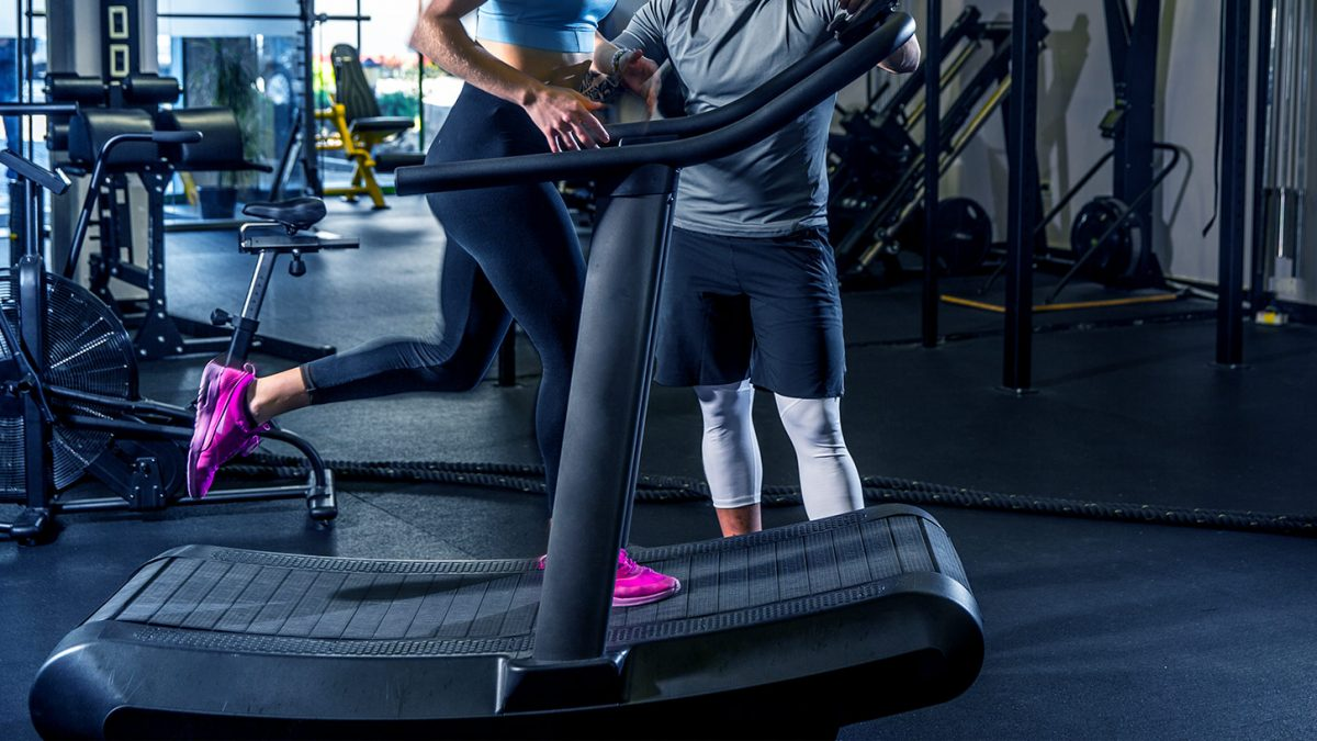 Curved Treadmill What S Different About It And What Are Its
