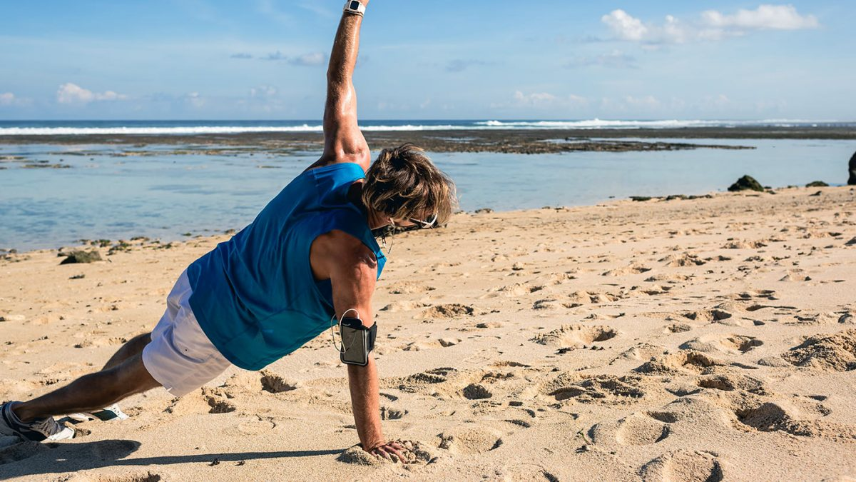 Functional exercises surf - Funktionelle Übungen Surfen - Exercices fonctionnels surf - EVO Fitness