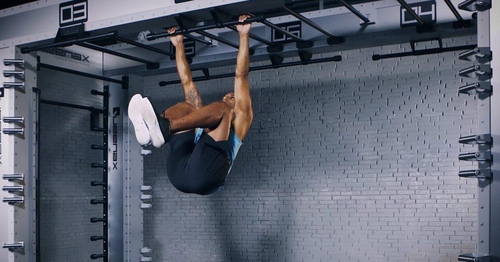 Knee raise - Kniehebung - Levé de genou - EVO Fitness