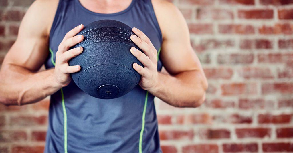medicine ball - Medizinball - Medecine ball - EVO Fitness