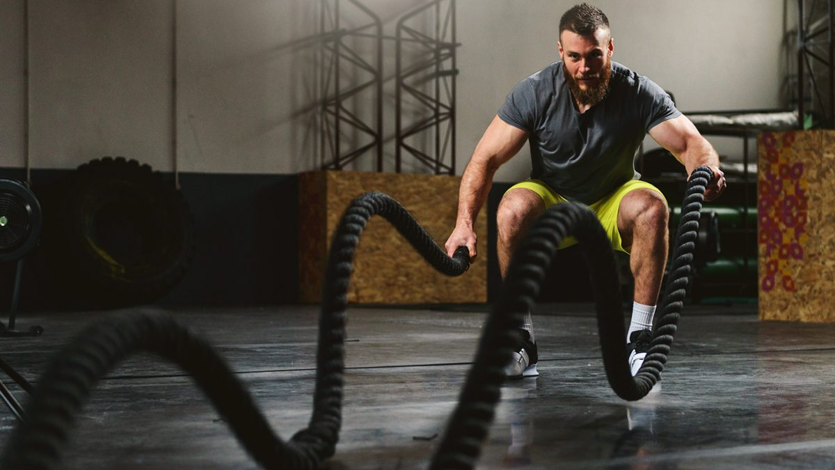 Battle ropes - Cordes ondulatoires - EVO Fitness