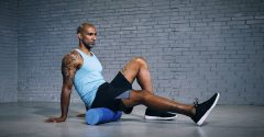 How to Perform the Foam Roll Hamstrings for Increased Flexibility