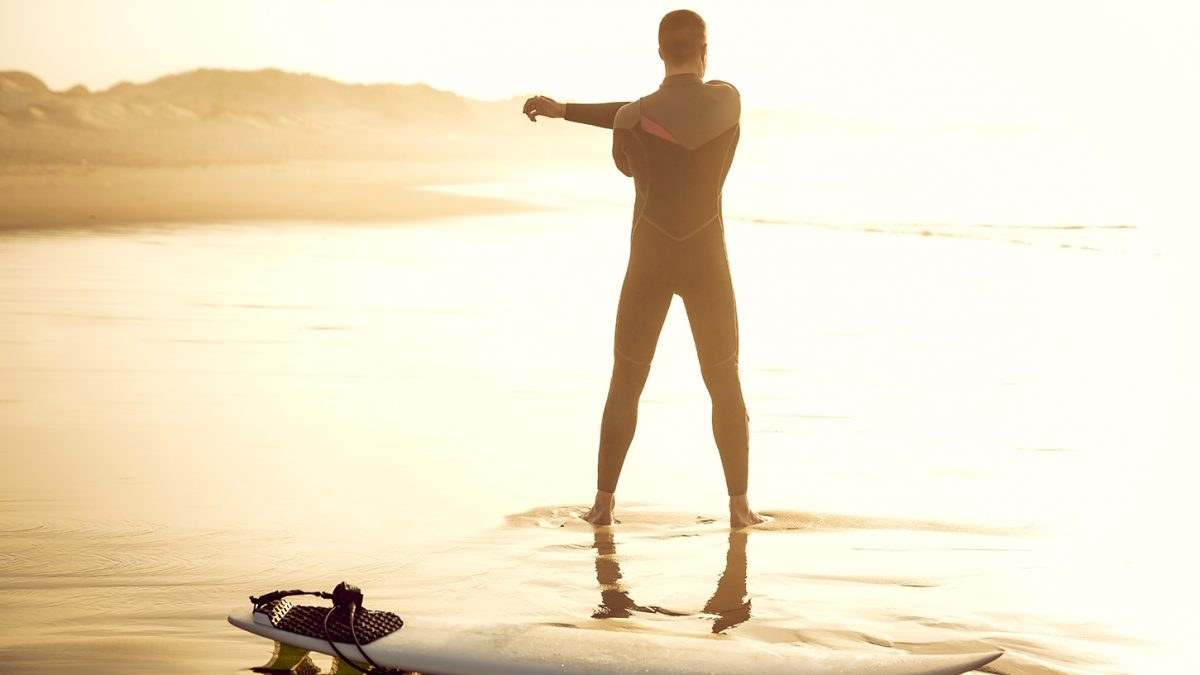 Surfen - Exercices fonctionnels surf - surfing - EVO Fitness