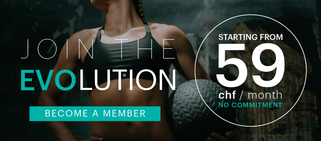 Join EVO Fitness