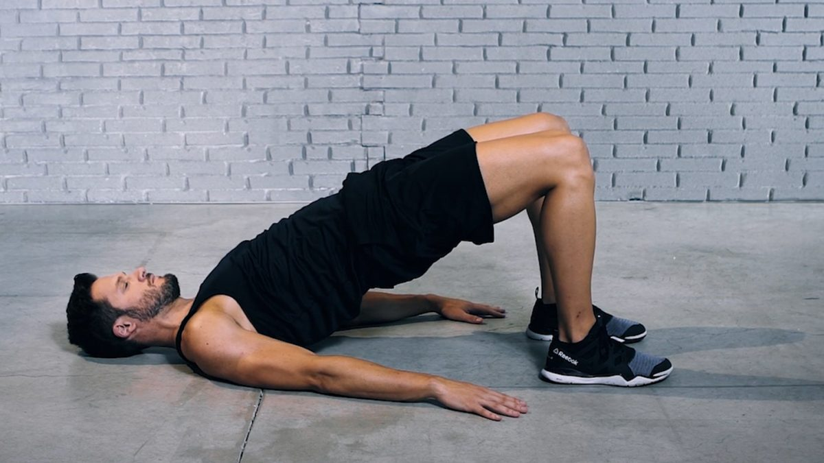 Tutorial: How Do I Perform a Floor Bridge  EVO Fitness