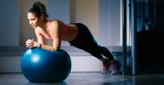 Seven Swiss Ball Exercises to Improve your Posture