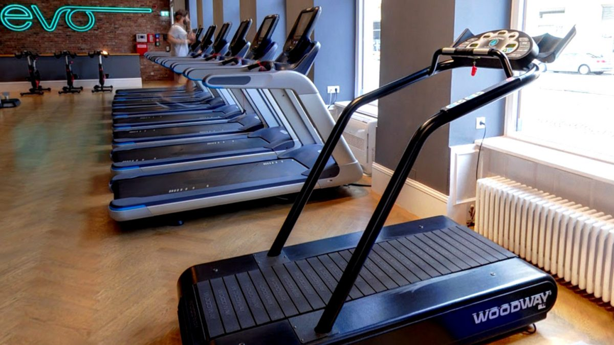 woodway treadmill - tapis de course woodway - Woodway Laufband - EVO Fitness