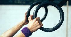 Six raisons pour lesquelles l'entraînement avec des anneaux de gymnastique est efficace