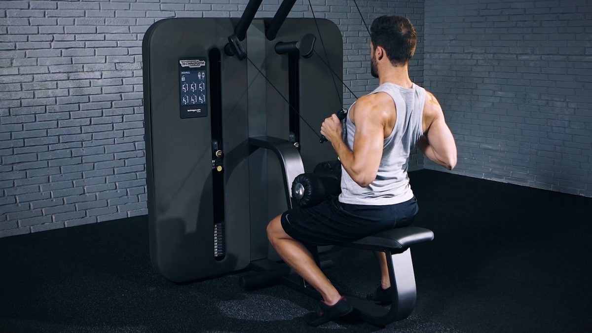 high pull - traction haute - High Pull - EVO Fitness
