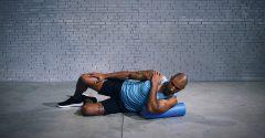 Tutoriel : Exercice d'épaules avec rouleau de mousse