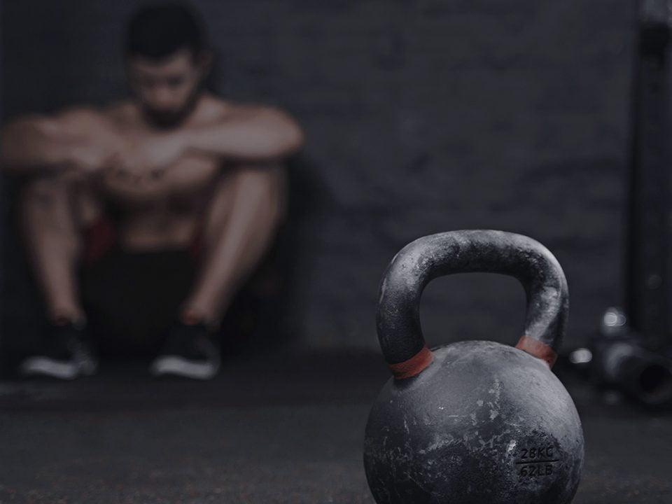 stopped working out - Aufgehört zu trainieren - arrêté de s'entraîner - Evo Fitness
