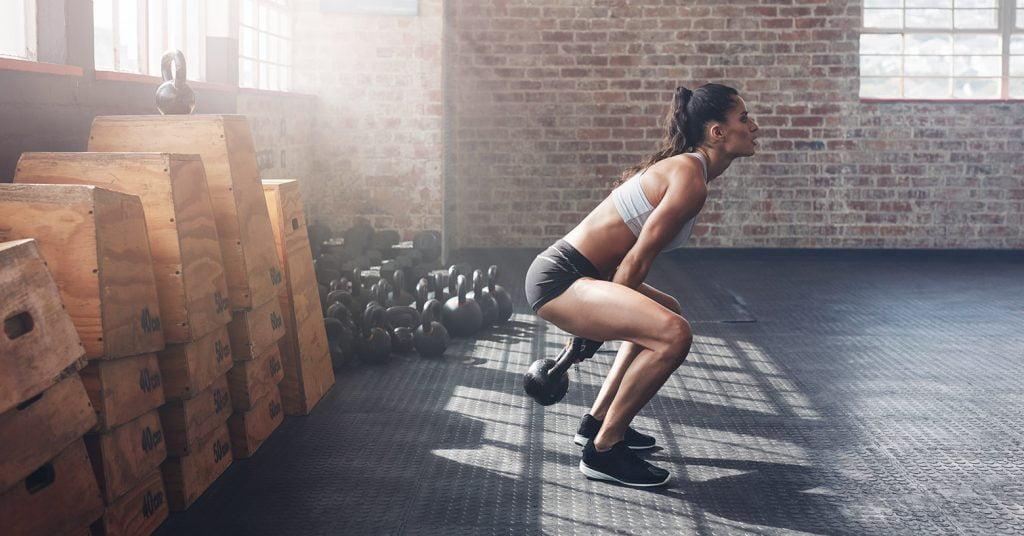 circuit workout - circuit d'entraînement - Aufgehört zu trainieren - EVO Fitness