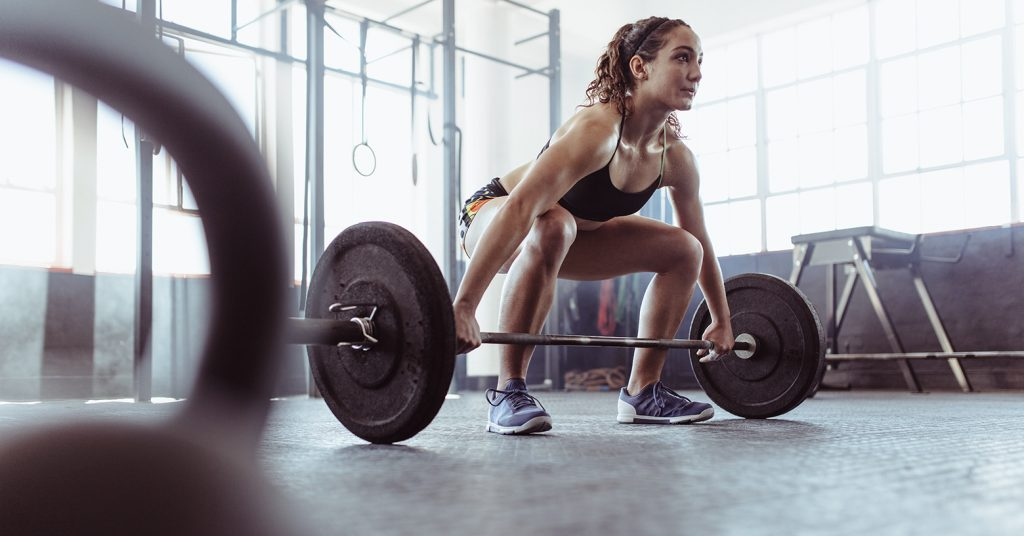 functional strength training - d'entraînement de force fonctionnelle - funktionelles Krafttraining - EVO Fitness