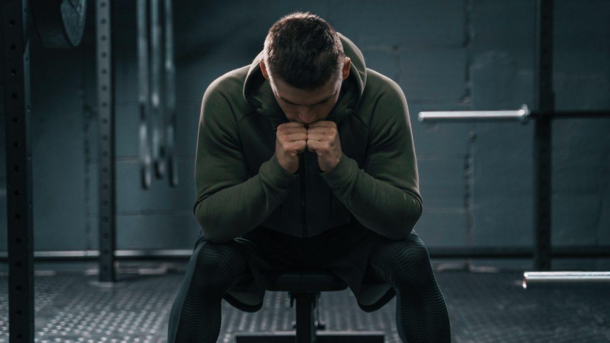 stopped working out - arrêté de s'entraîner - Aufgehört zu trainieren - EVO Fitness