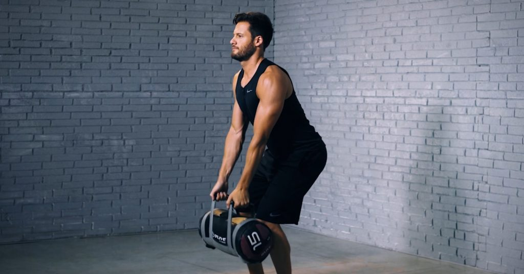 core bag clean - clean sac de sable - evo fitness