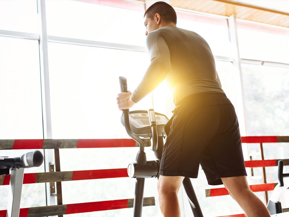 morgendliches Training - s'entraîner le matin - working out in the morning - EVO Fitness