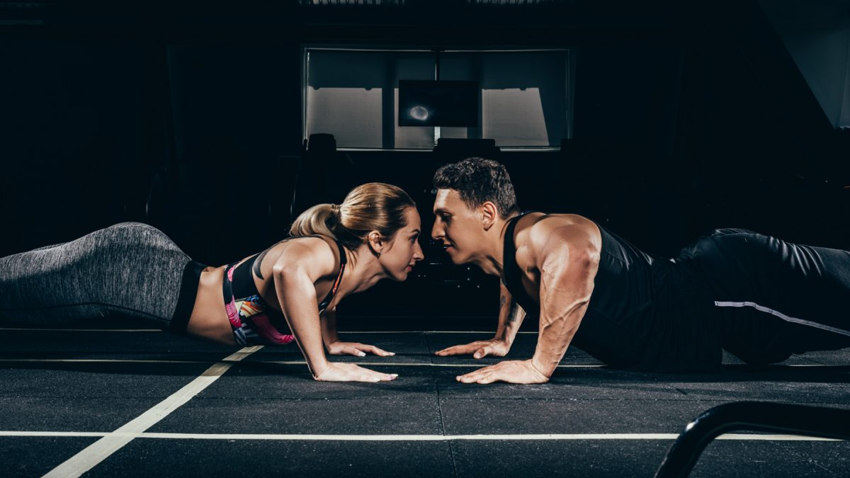 valentine's workout - entraînement de la Saint-Valentin - Valentinstag-Workout - evofitness