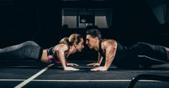 Let love EVOlve: Valentine's workout for partners