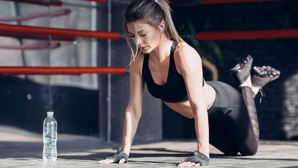 whole-body workout - entraînement complet du corp - Ganzkörperworkout - evofitness