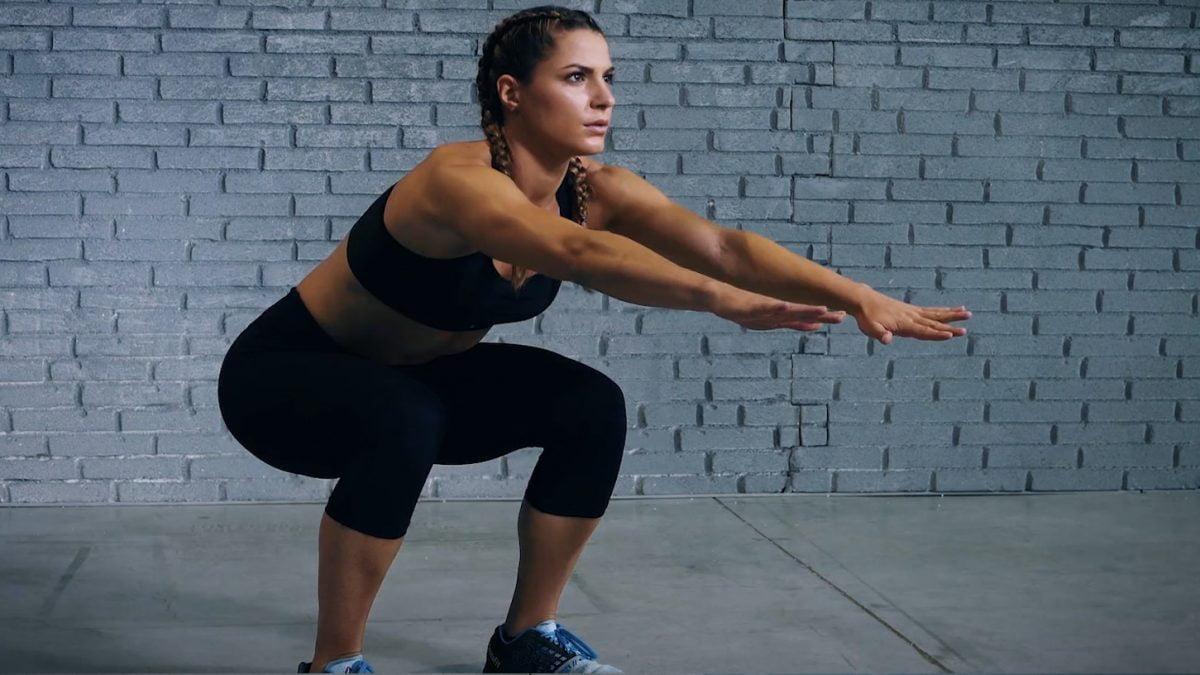 squat hold | squat en maintien
