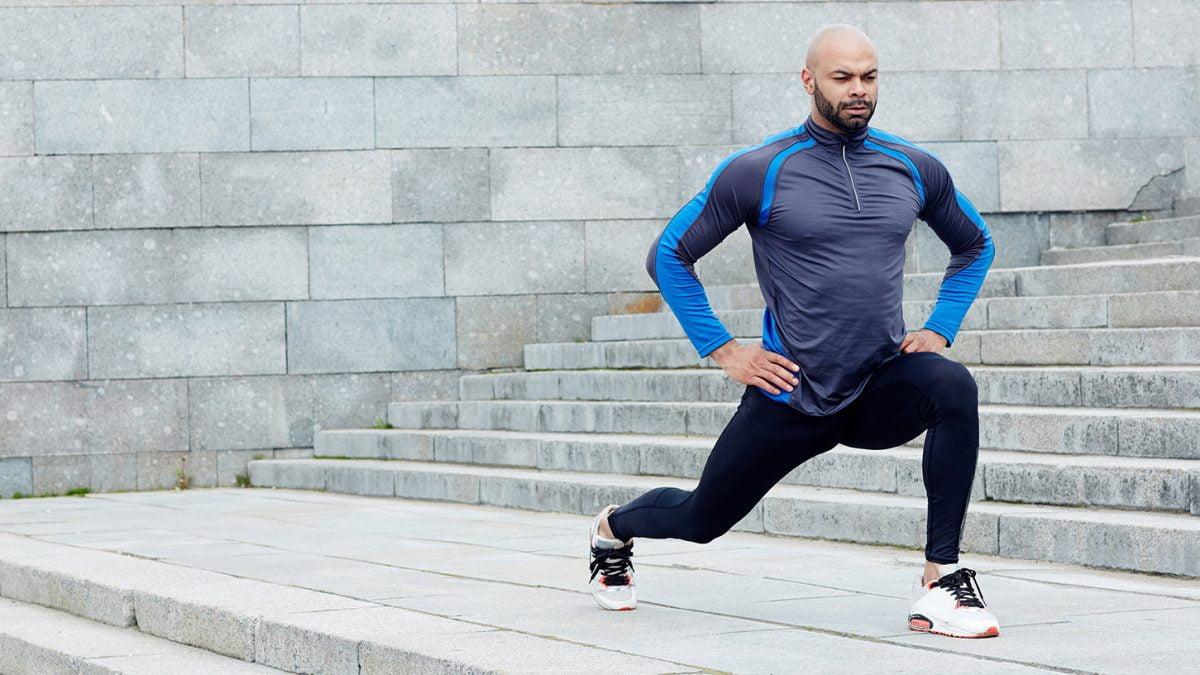 Vorteile von Ausfallschritten - avantages de fentes - lunge benefits - EVO Fitness